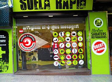 Botiga suela-rapid Lleida